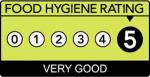 Food Hygiene Rating - 5